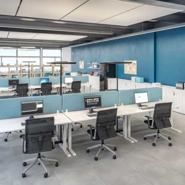 Office LAB Coworking Baden - Trafo
